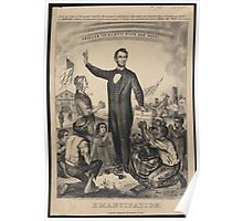 Emancipation Poster Poster