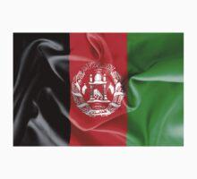 Afghanistan Flag Baby Tee