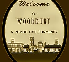 The Walking Dead - Welcome to Woodbury by TylerMellark