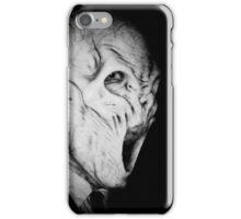 The Silence iPhone Case/Skin