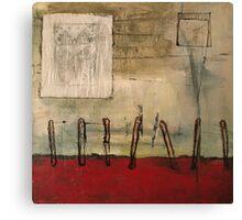 snag (property line) Canvas Print