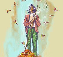 Season of Fall by uwanlibner