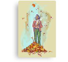 Season of Fall Canvas Print