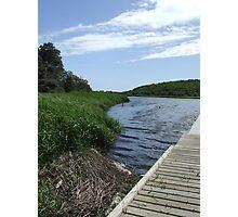 Aire River, Ottaway, Victoria Photographic Print