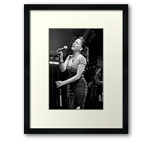 Imelda May Framed Print