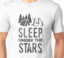 Camping Shirt Unisex T-Shirt