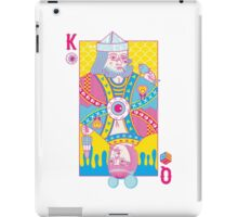 King of Nothing, Queen of Nowhere iPad Case/Skin