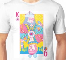 King of Nothing, Queen of Nowhere Unisex T-Shirt
