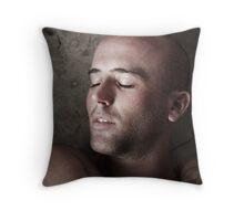 lashes Throw Pillow