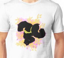 Super Smash Bros. Pink Donkey Kong Silhouette Unisex T-Shirt