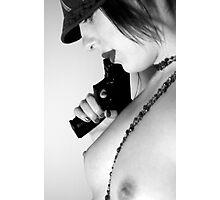 Gun Photographic Print