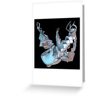 The People Under The Stairs Greeting Card