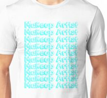 MUA Repeat - Blue Unisex T-Shirt