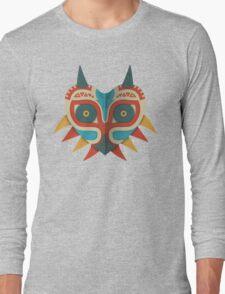 A Legendary Mask Long Sleeve T-Shirt