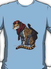 Ocelot Metal Gear T-Shirt