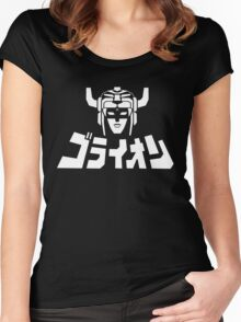 Voltron / Golion Women's Fitted Scoop T-Shirt