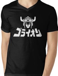 Voltron / Golion Mens V-Neck T-Shirt