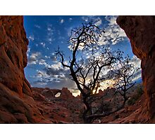 Turret Arch Photographic Print