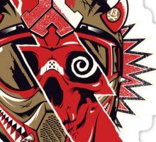 Defqon 1 2015 - No Guts No Glory - 1 Sticker
