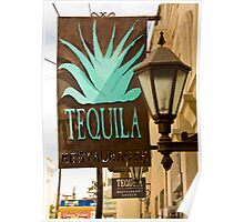 Tequila Poster
