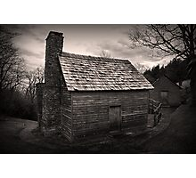 Brinegar Cabin Photographic Print