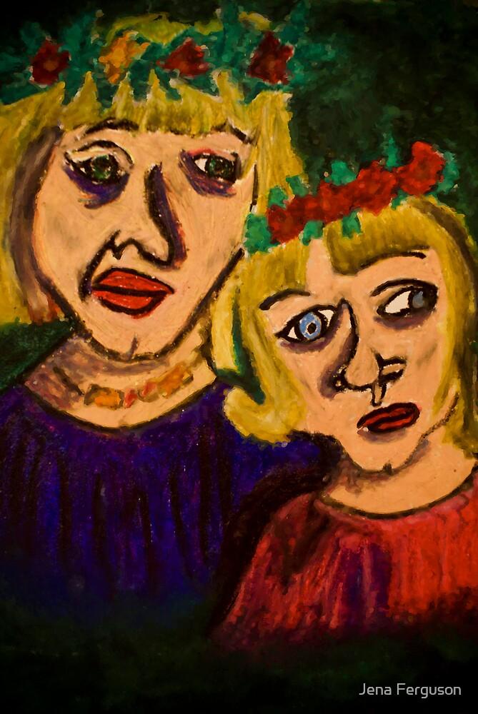 Sisters by Jena Ferguson