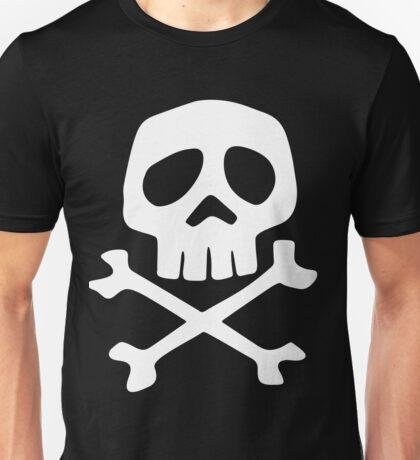 Space Pirate Captain Harlock Unisex T-Shirt