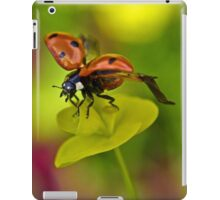 Common ladybird iPad Case/Skin