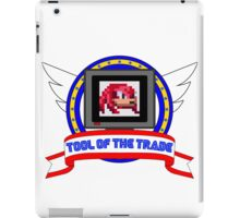 Tool of the Trade - Extra Life (Knuckles) iPad Case/Skin