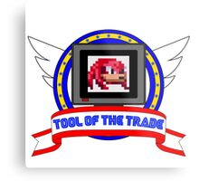 Tool of the Trade - Extra Life (Knuckles) Metal Print