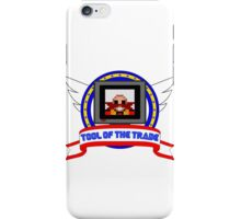 Tool of the Trade - Dr. Robotnik's Trap! iPhone Case/Skin
