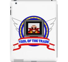 Tool of the Trade - Dr. Robotnik's Trap! iPad Case/Skin
