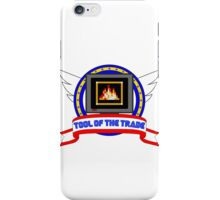 Tool of the Trade - Fire Shield iPhone Case/Skin