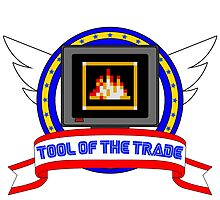 Tool of the Trade - Fire Shield by Hidesquadron1