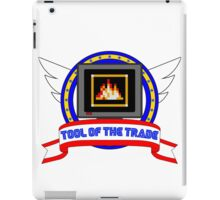 Tool of the Trade - Fire Shield iPad Case/Skin