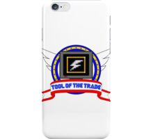 Tool of the Trade - Lightning Shield iPhone Case/Skin