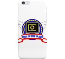 Tool of the Trade - Power Rings iPhone Case/Skin
