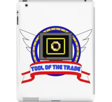 Tool of the Trade - Power Rings iPad Case/Skin