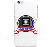Tool of the Trade - Shield iPhone Case/Skin