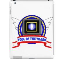 Tool of the Trade - Shield iPad Case/Skin