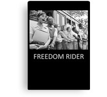 Anti-Slavery Posters and Products Canvas Print