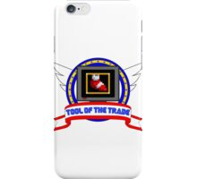 Tool of the Trade - Speed Shoes iPhone Case/Skin