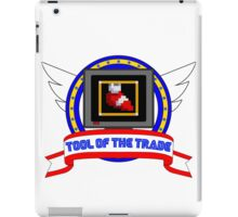 Tool of the Trade - Speed Shoes iPad Case/Skin