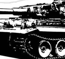 Tiger I Sticker