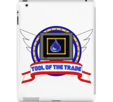 Tool of the Trade - Water Shield iPad Case/Skin
