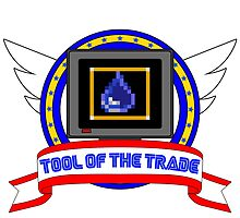 Tool of the Trade - Water Shield by Hidesquadron1