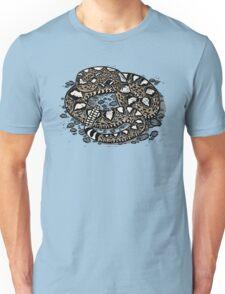 Rattlesnake! T-shirt Unisex T-Shirt