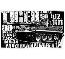 Tiger I Poster