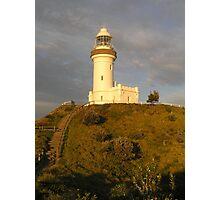 Byron Bay Lighthouse Photographic Print