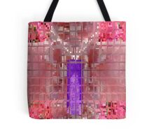 Abstracted K Tote Bag